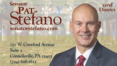 State Senator Pat Stefano
