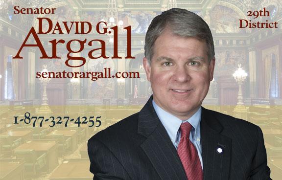 State Senator David Argall