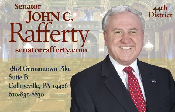 State Senator John Rafferty
