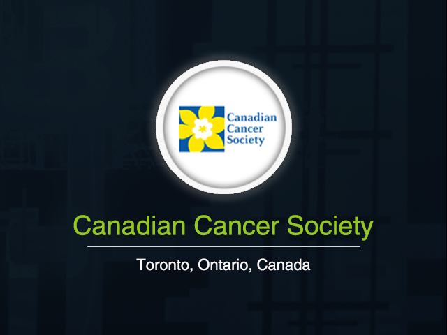 Canadian Cancer Society – Ontario Division