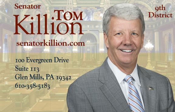 State Senator Tom Killion