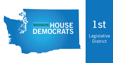 Washington State Legislative District 01