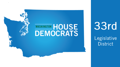 Washington State Legislative District 33