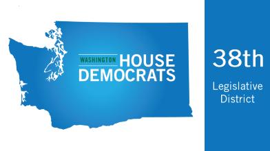 Washington State Legislative District 38