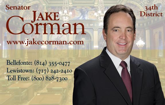 State Senator Jake Corman