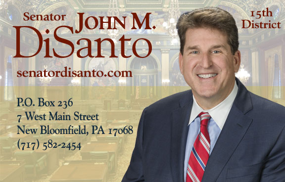 State Senator John M. DiSanto