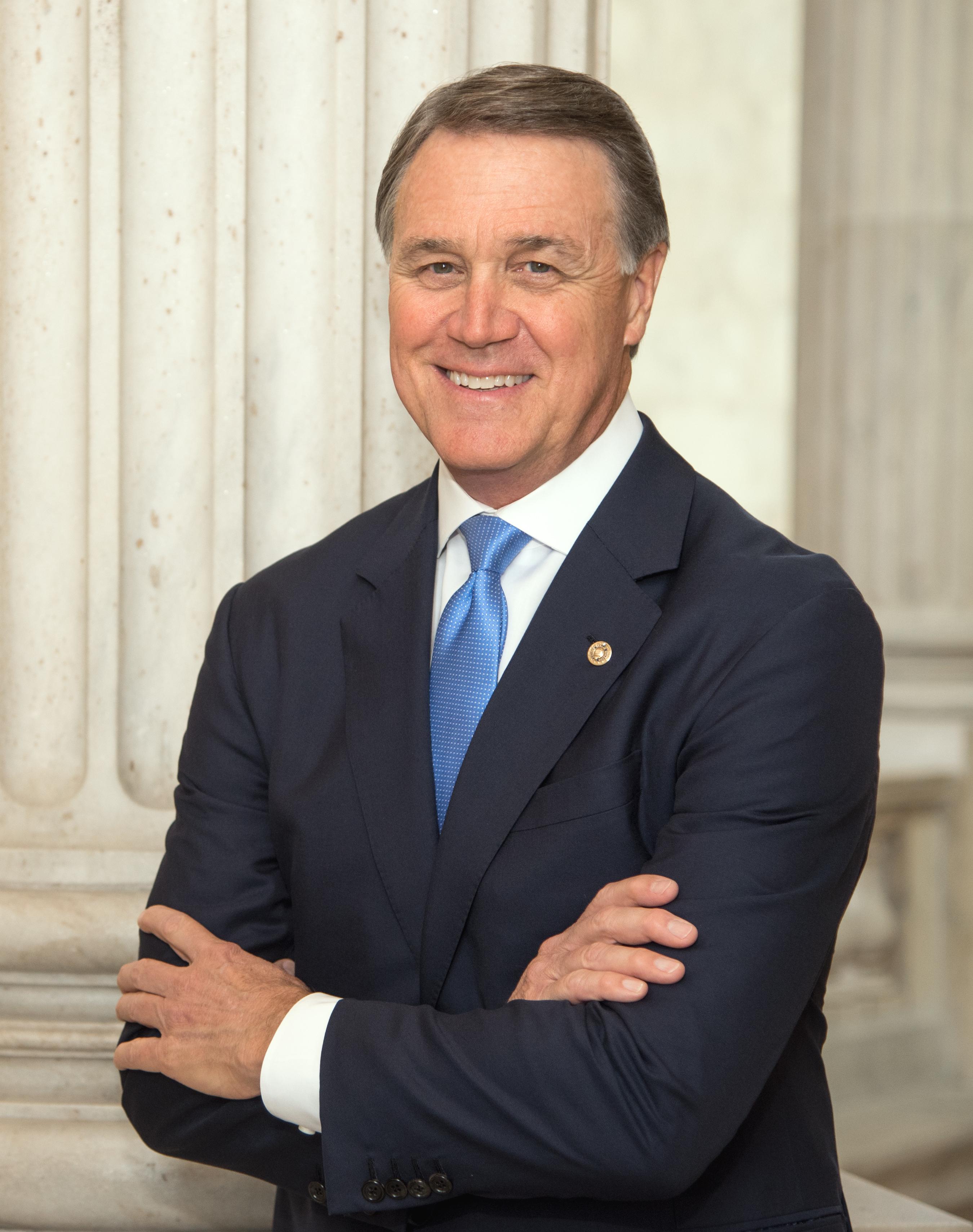 Georgia Senator David Perdue