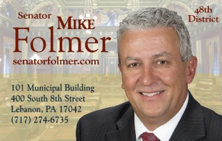 State Senator Mike Folmer