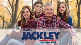 Marty Jackley For Governor