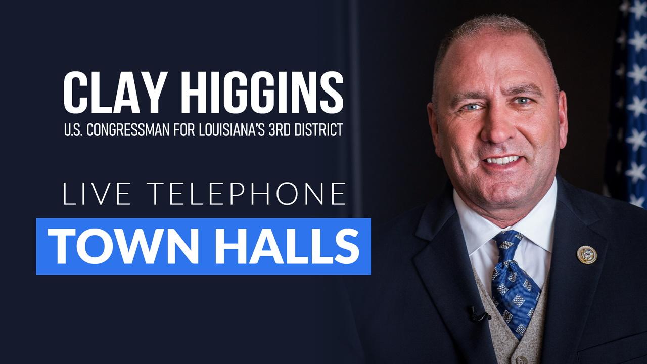 Congressman Clay Higgins