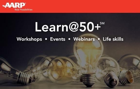 Learn@50+
