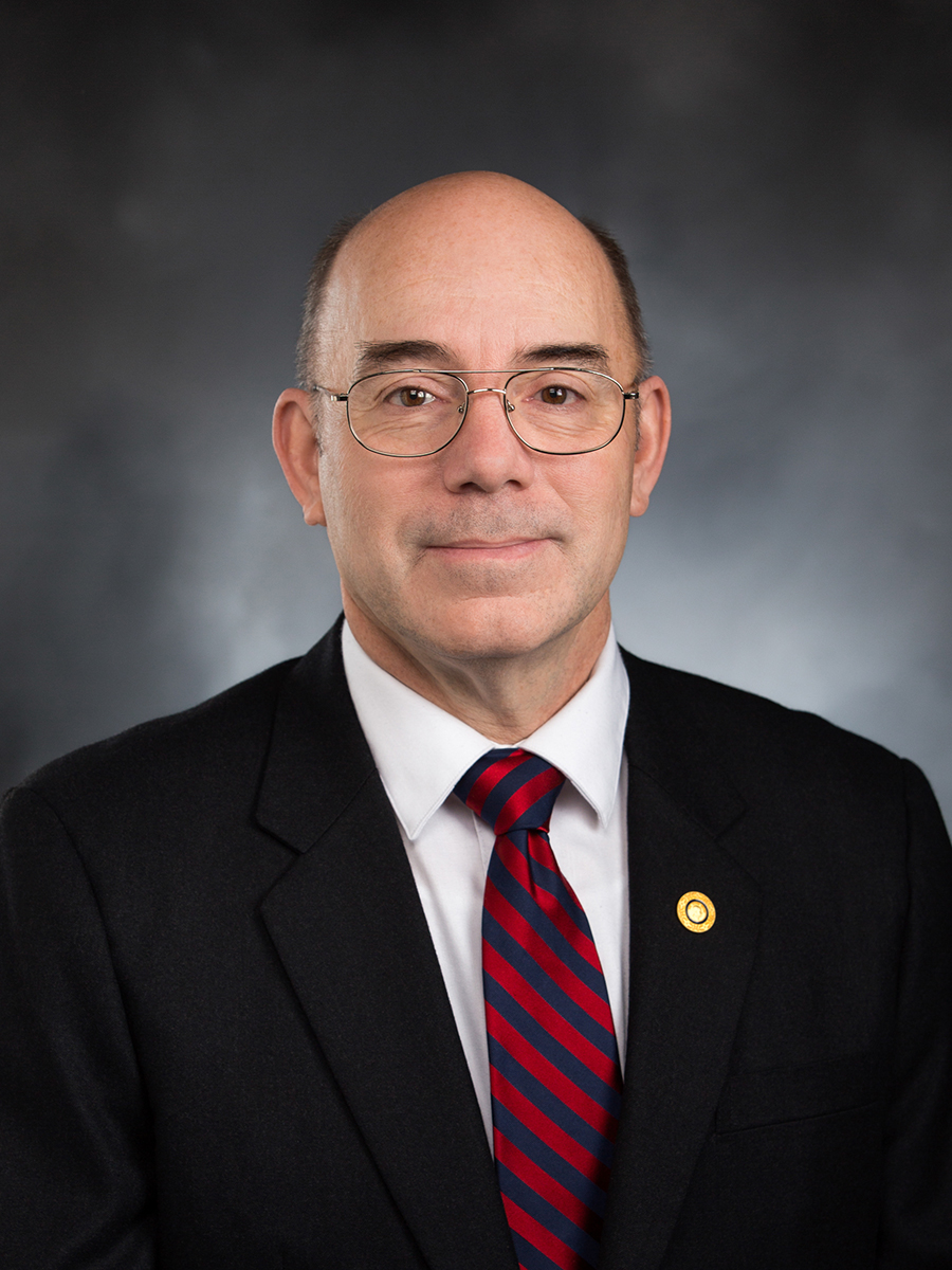 State Senator Keith Wagoner