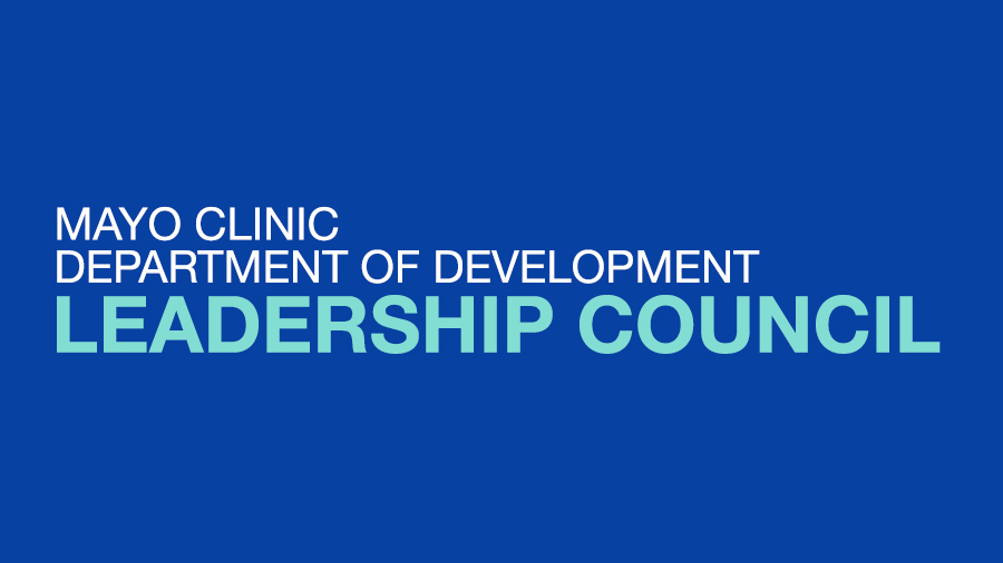Mayo Clinic Leadership Council