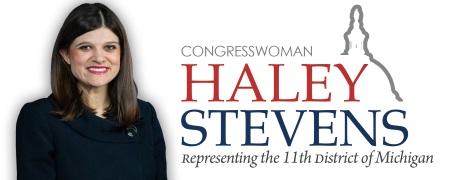 Congresswoman Haley Stevens