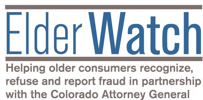 AARP ElderWatch Colorado