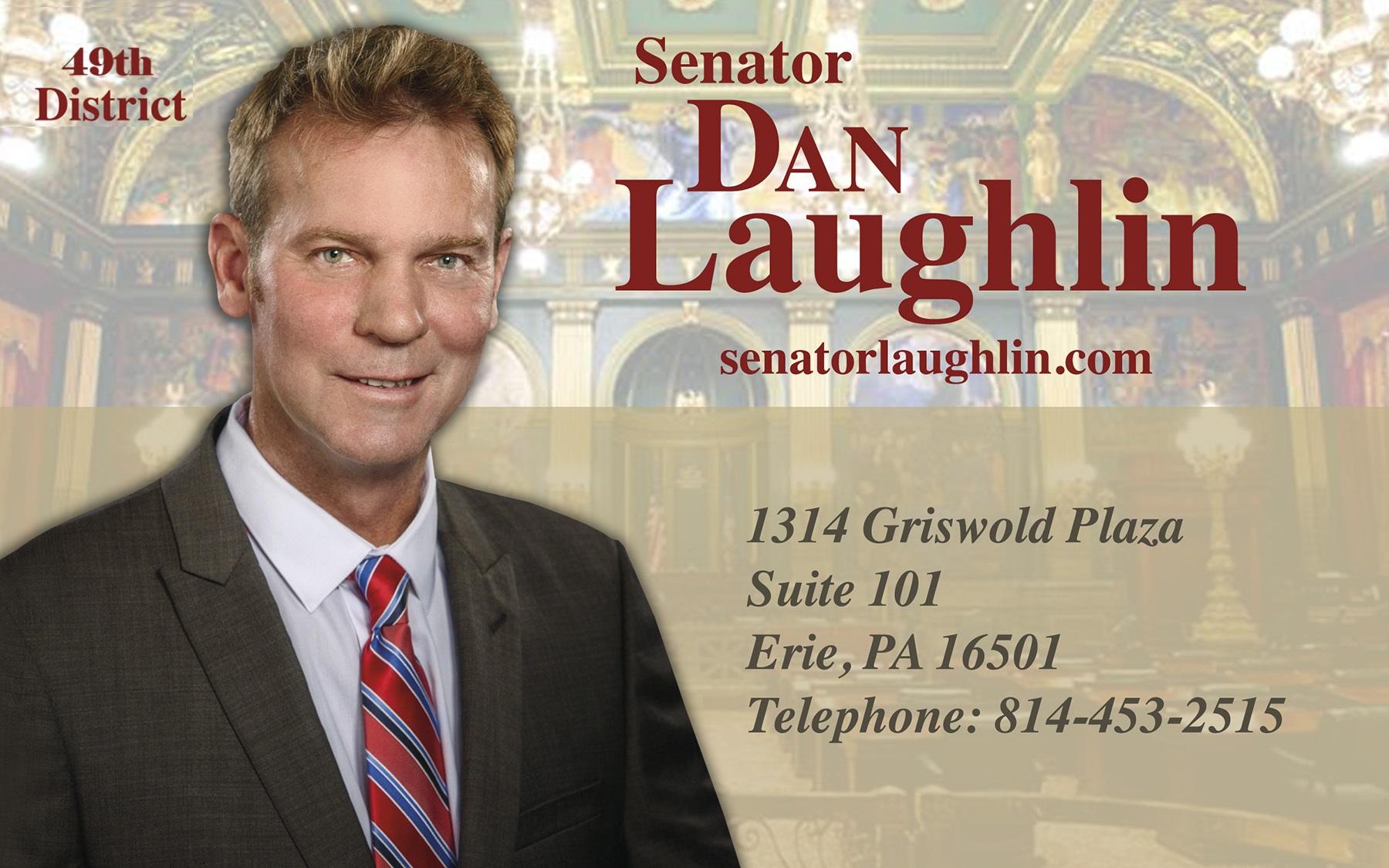 State Senator Dan Laughlin