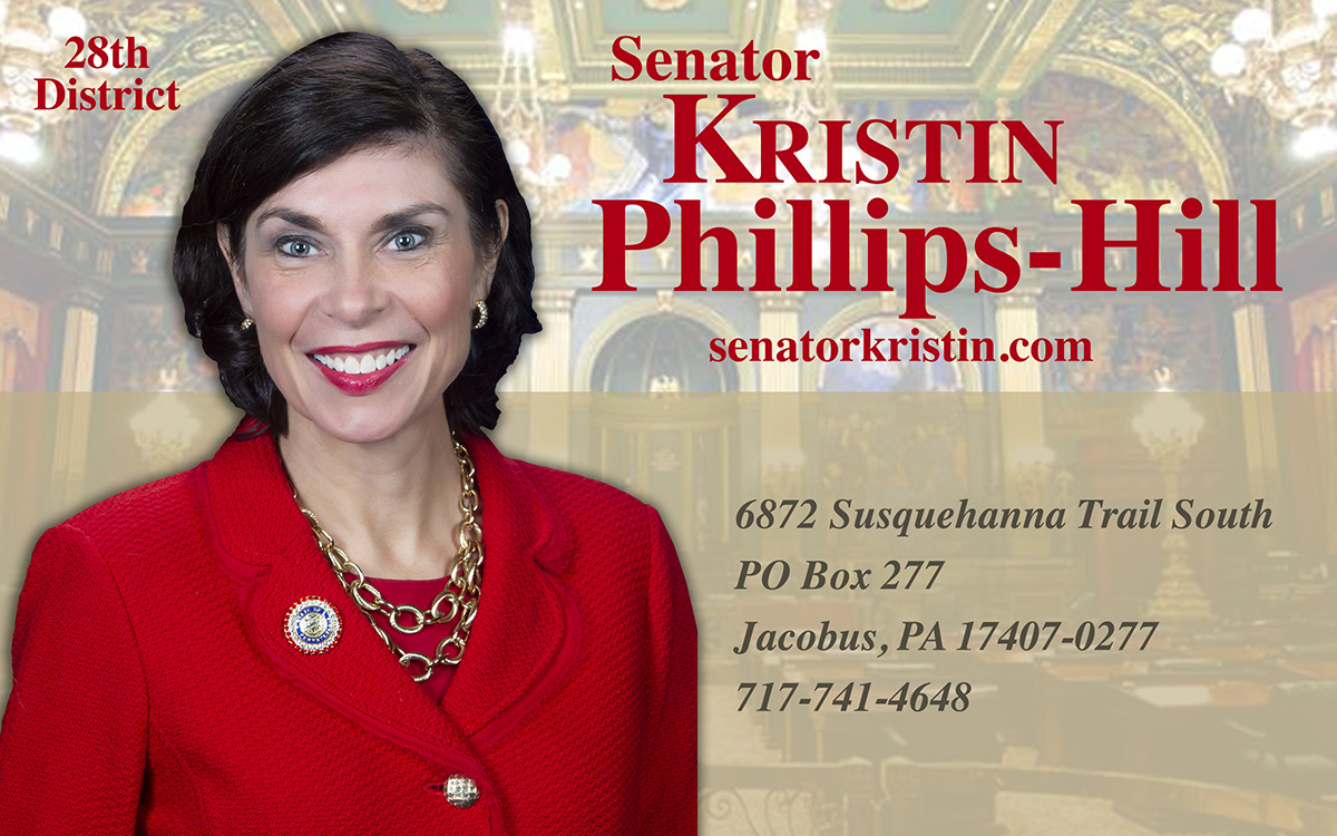 State Senator Kristin Phillips-Hill