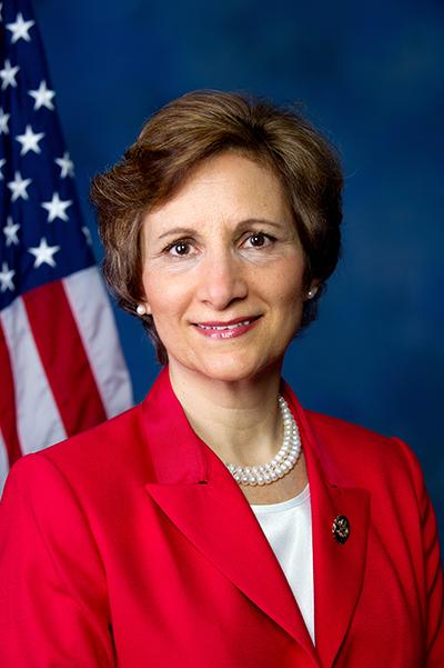 Congresswoman Suzanne Bonamici