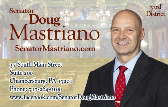 State Senator Doug Mastriano
