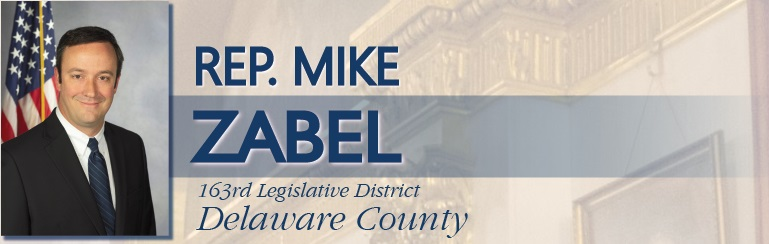Representative Mike Zabel