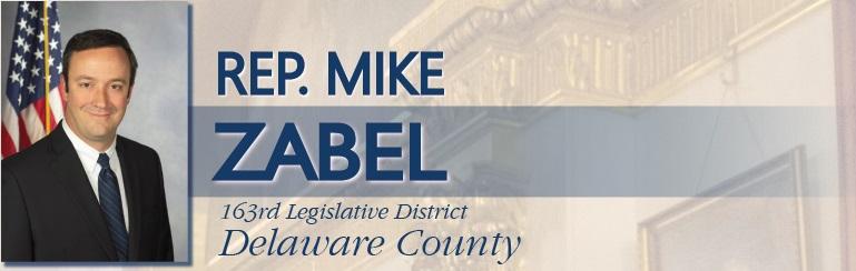 Representative Mike Zabel