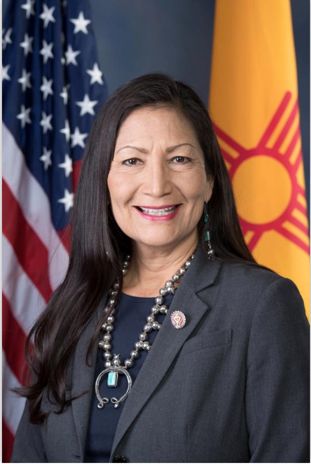 Congresswoman Deb Haaland