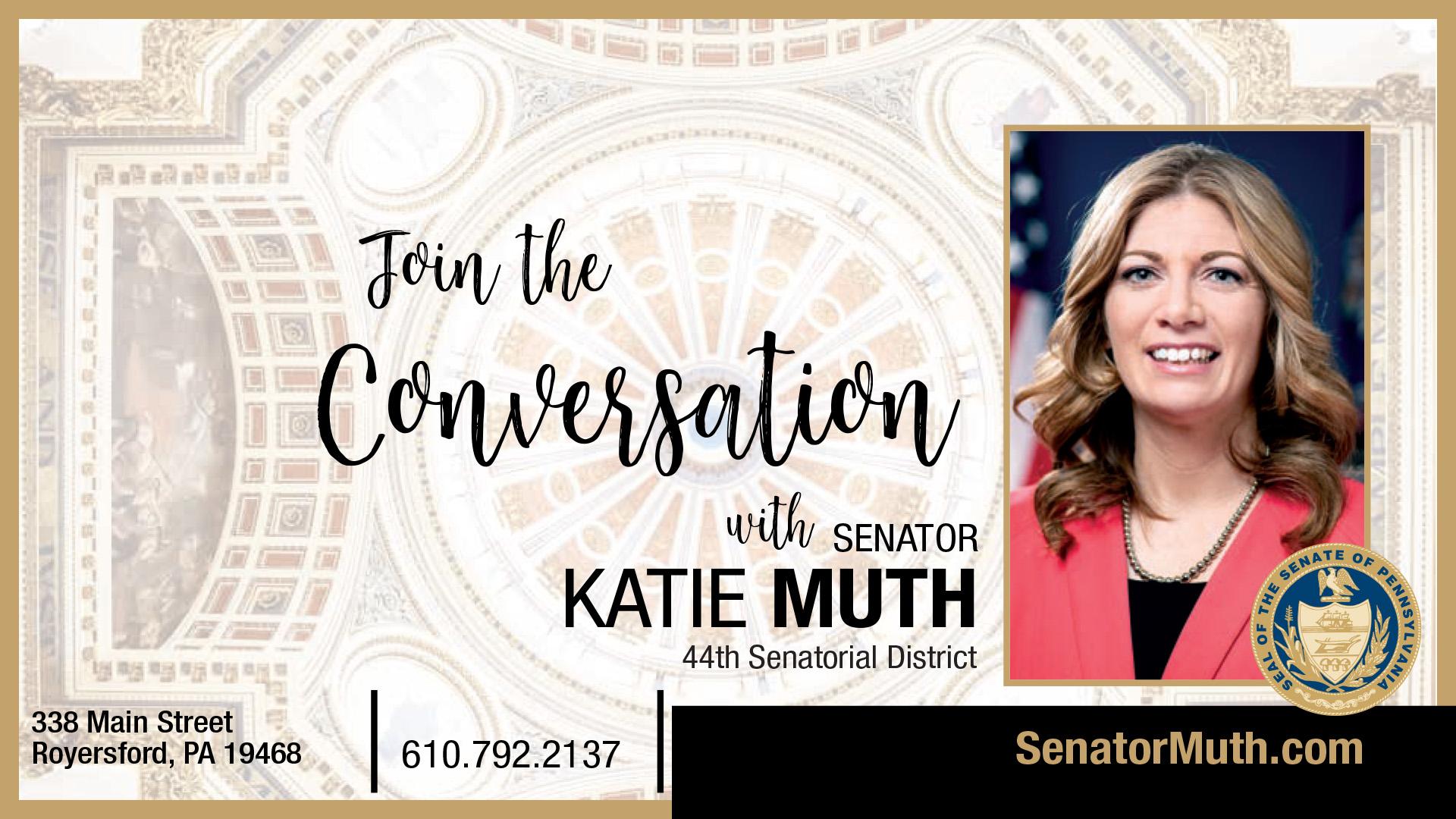 PA State Senator Katie Muth