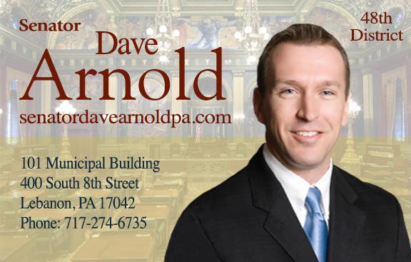 State Senator Dave Arnold
