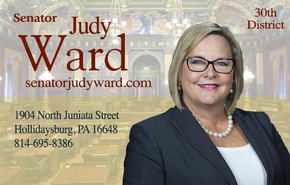 Pennsylvania State Senator Judy Ward