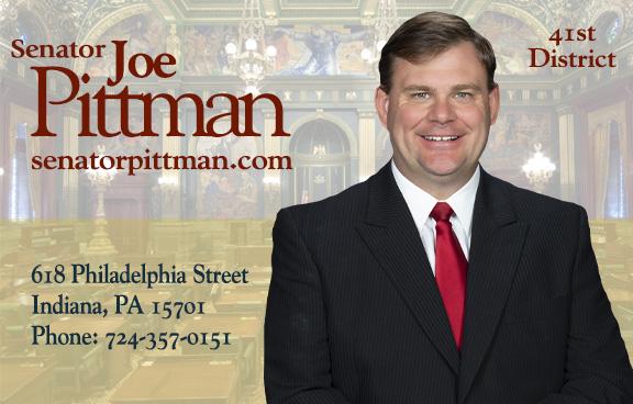 State Senator Joe Pittman