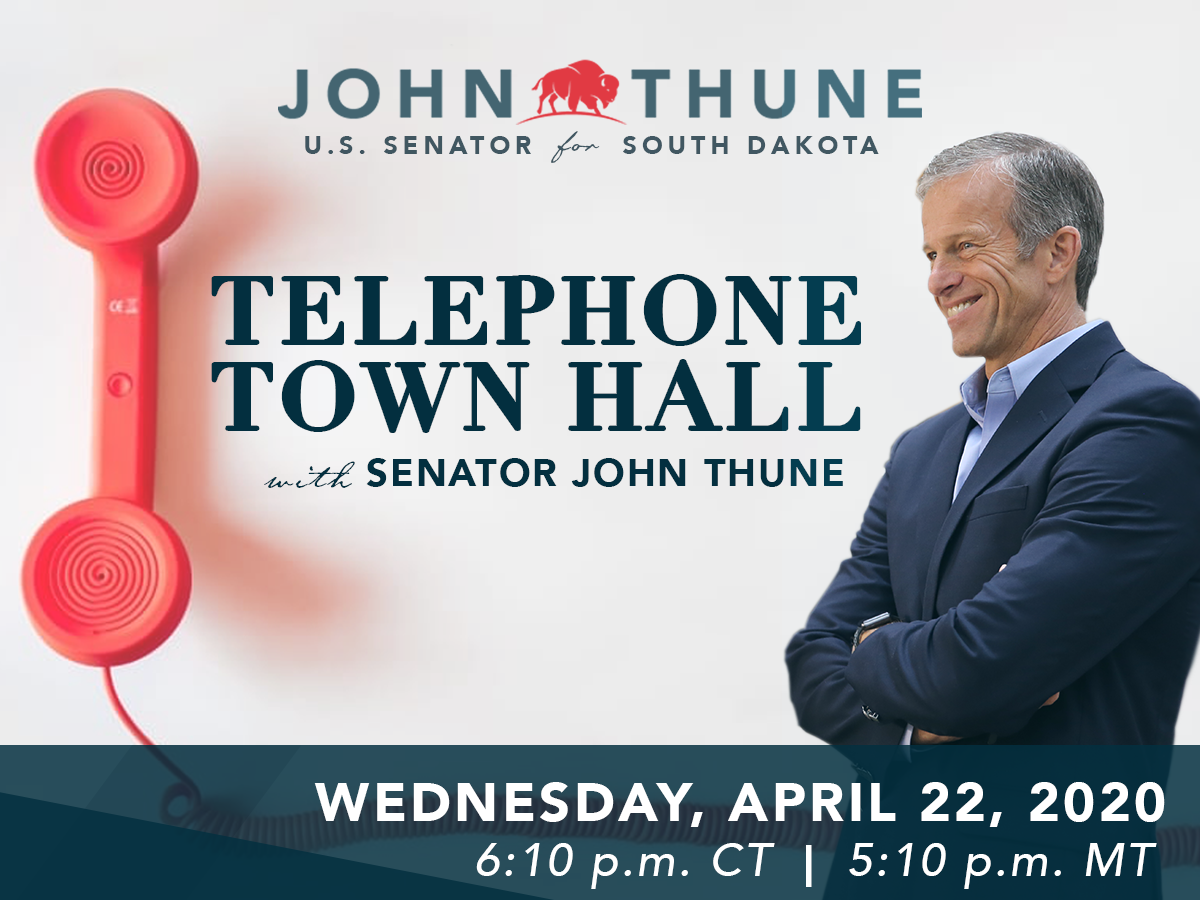 U.S. Sen. John Thune (R-S.D.)