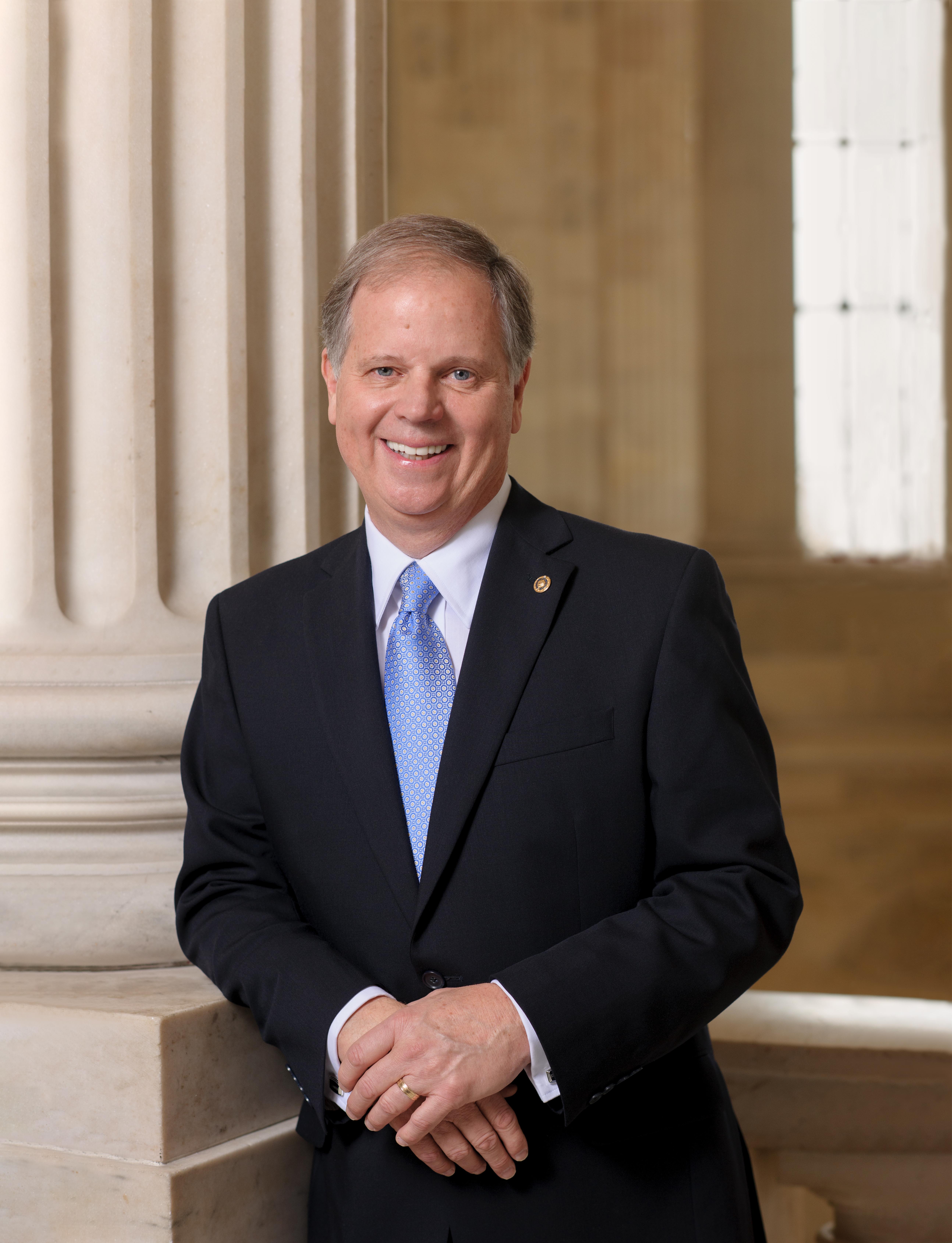 Senator Doug Jones