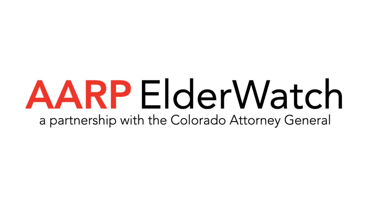 AARP ElderWatch Colorado