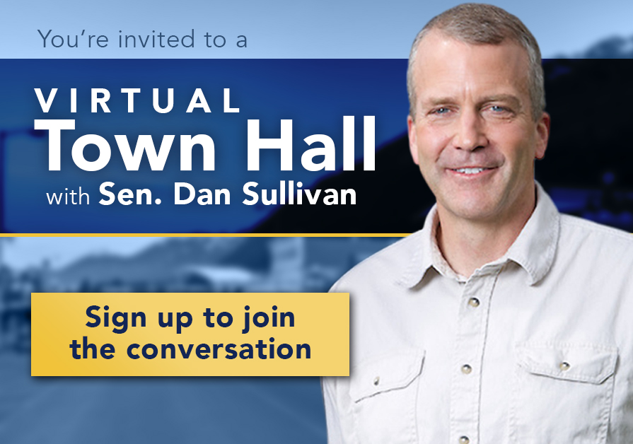 U.S. Senator Dan Sullivan