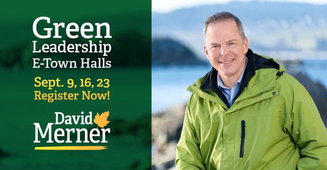 David Merner Leadership Virtual Town Hall