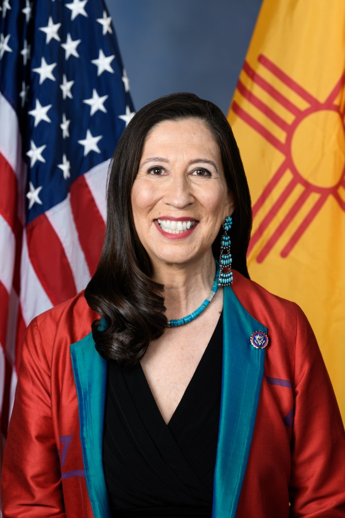 Congresswoman Teresa Leger Fernandez