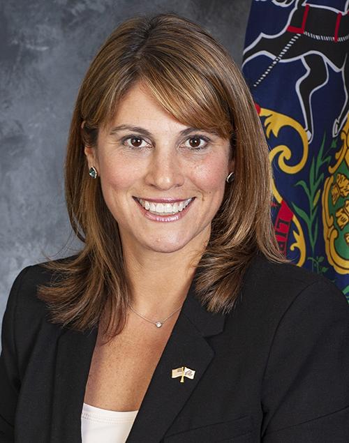 Representative Carrie Lewis DelRosso