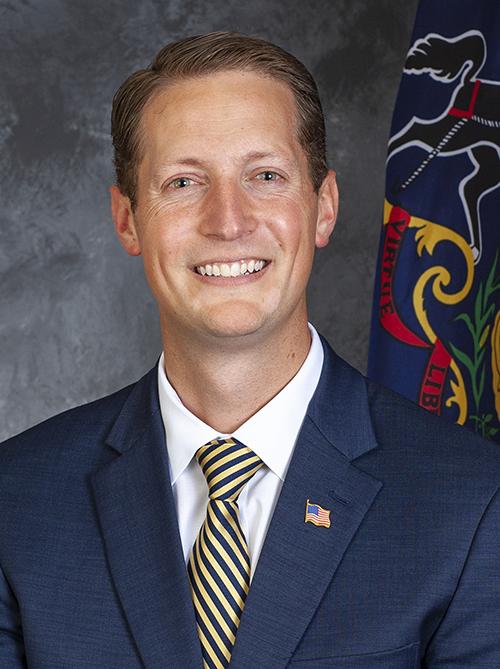 Representative Rob Mercuri