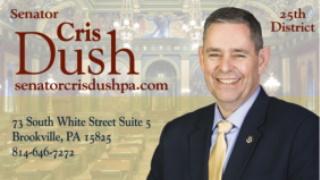 State Senator Cris Dush