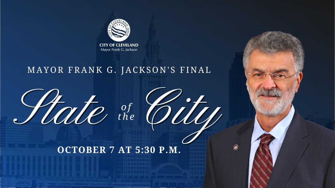 Mayor Frank G. Jackson